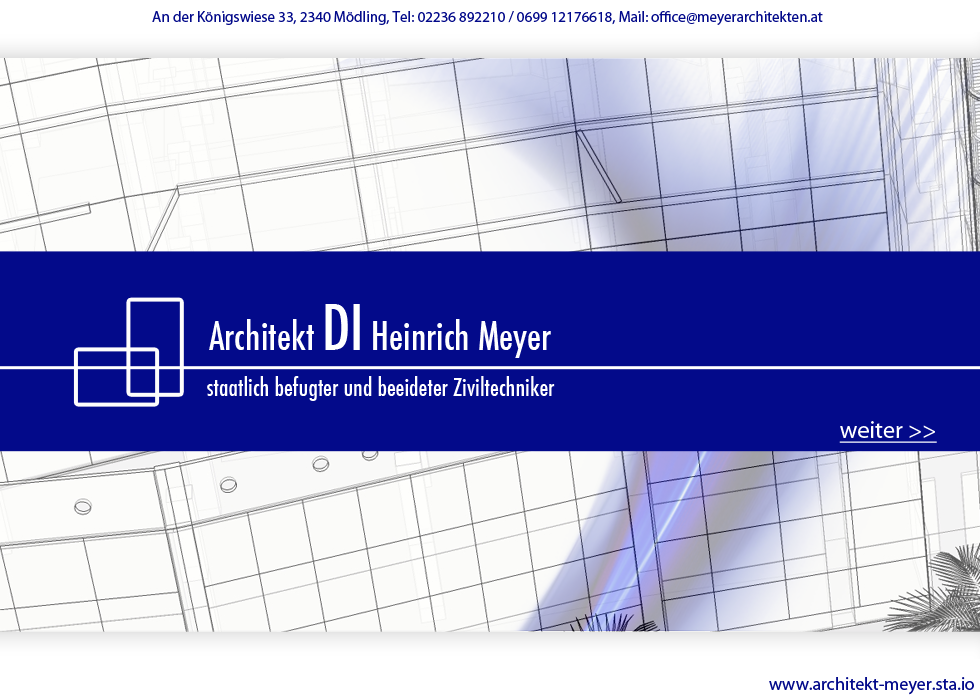 architekt meyer Kopie