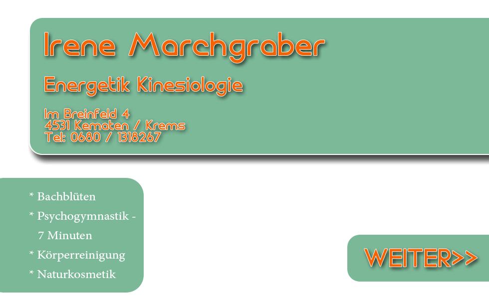 Irene Marchgraber Start