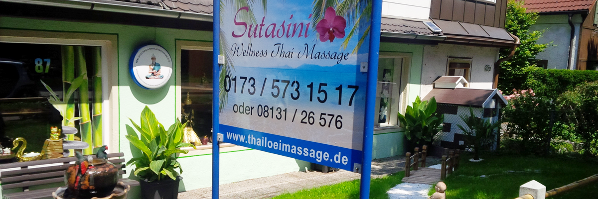 Thai massage karlsfeld