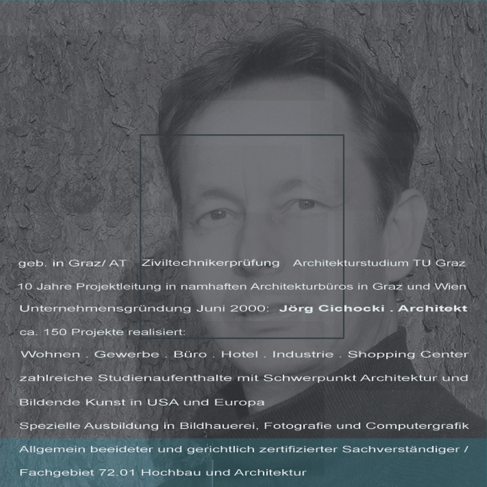 Profil Architekt Text