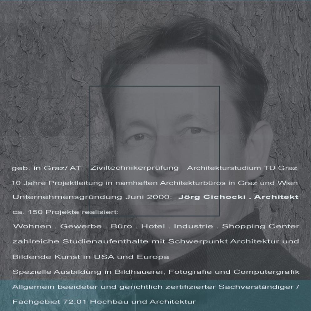 Profil Architekt Text