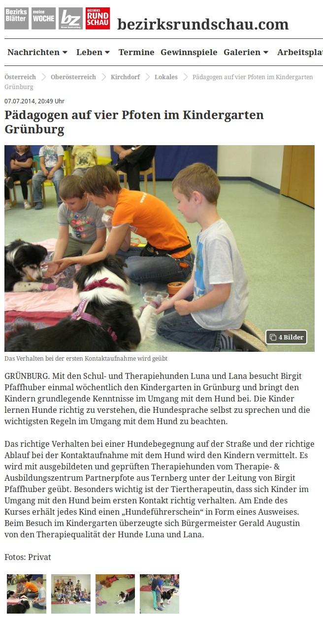 Kindergarten Grünburg