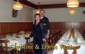 Christine und Erwin Weiß