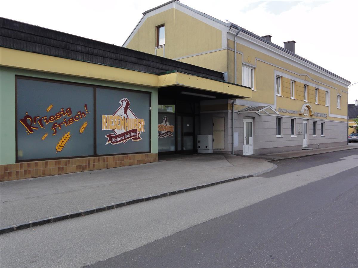 Bäckerei Konditorei