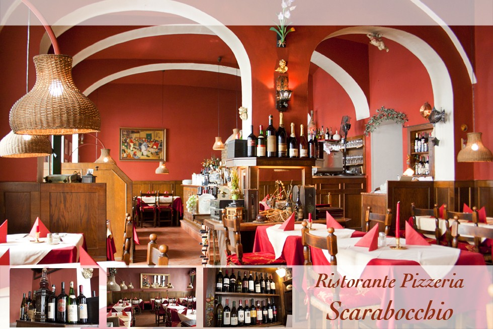 TitelBild Ristorante Pizzeria Scarabocchio