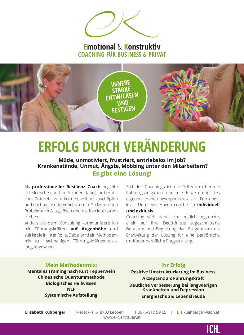 Kuehberger Woche Homepage