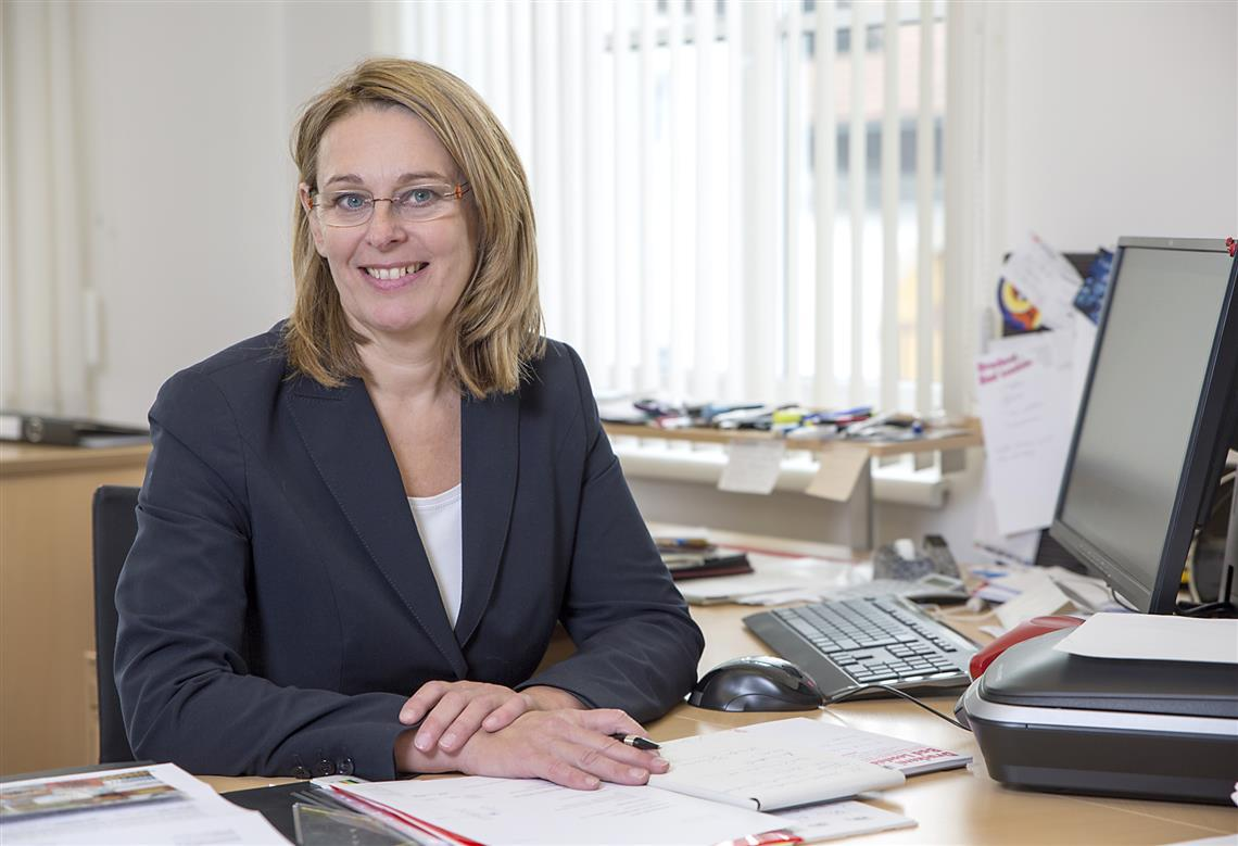 Bestatterin Ing. Andrea Obermüller