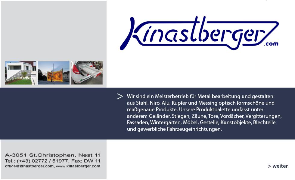 start kinastberger