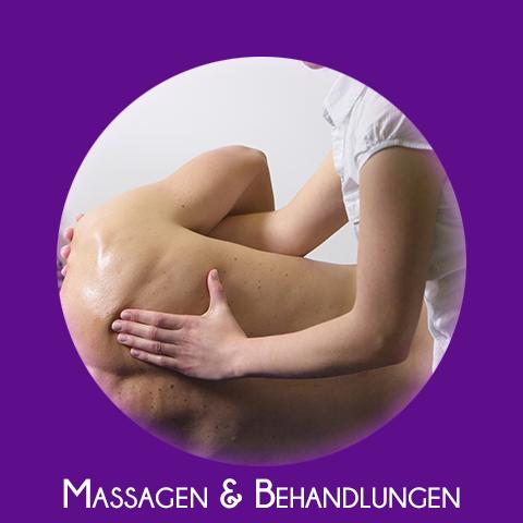 Massagen & Behandlungen