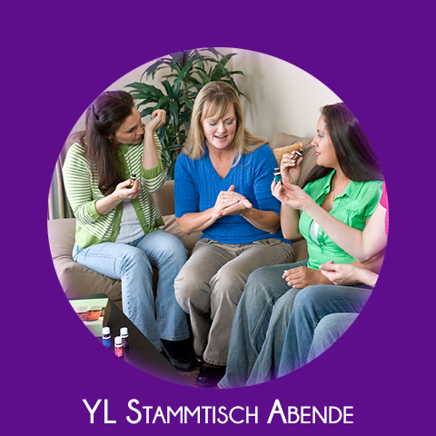 Young Living Stammtisch Abende