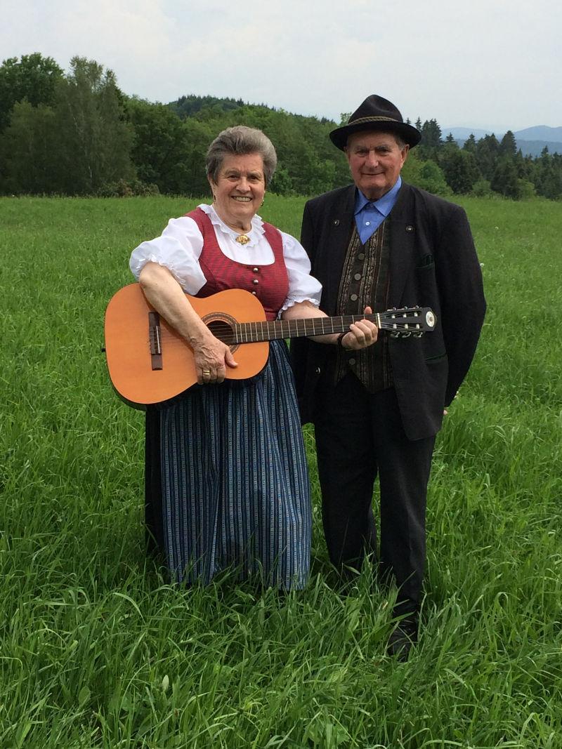 CD Ernie Fritz singen