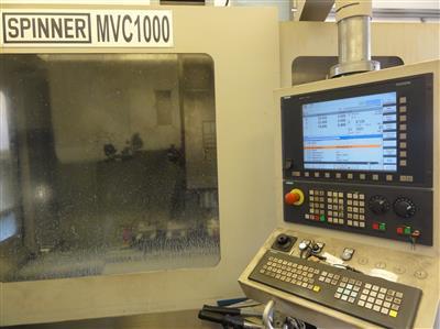 SPINNER MVC 1000