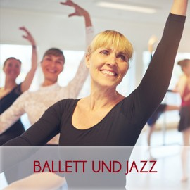 Ballett und Jazz