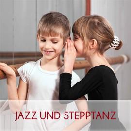 Jazz- und Stepptanz Kids