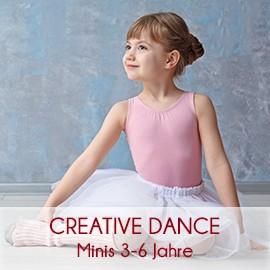 creative dance minis