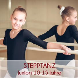 stepptanz juniors