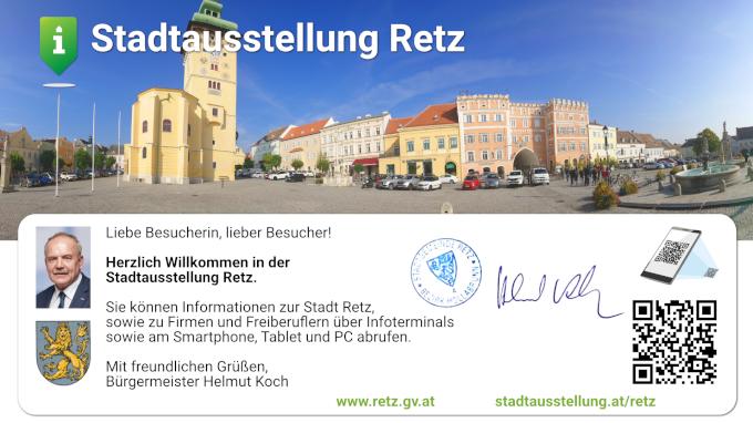 Die Stadtgemeinde Retz im Weinviertel - Home - Aktuelles