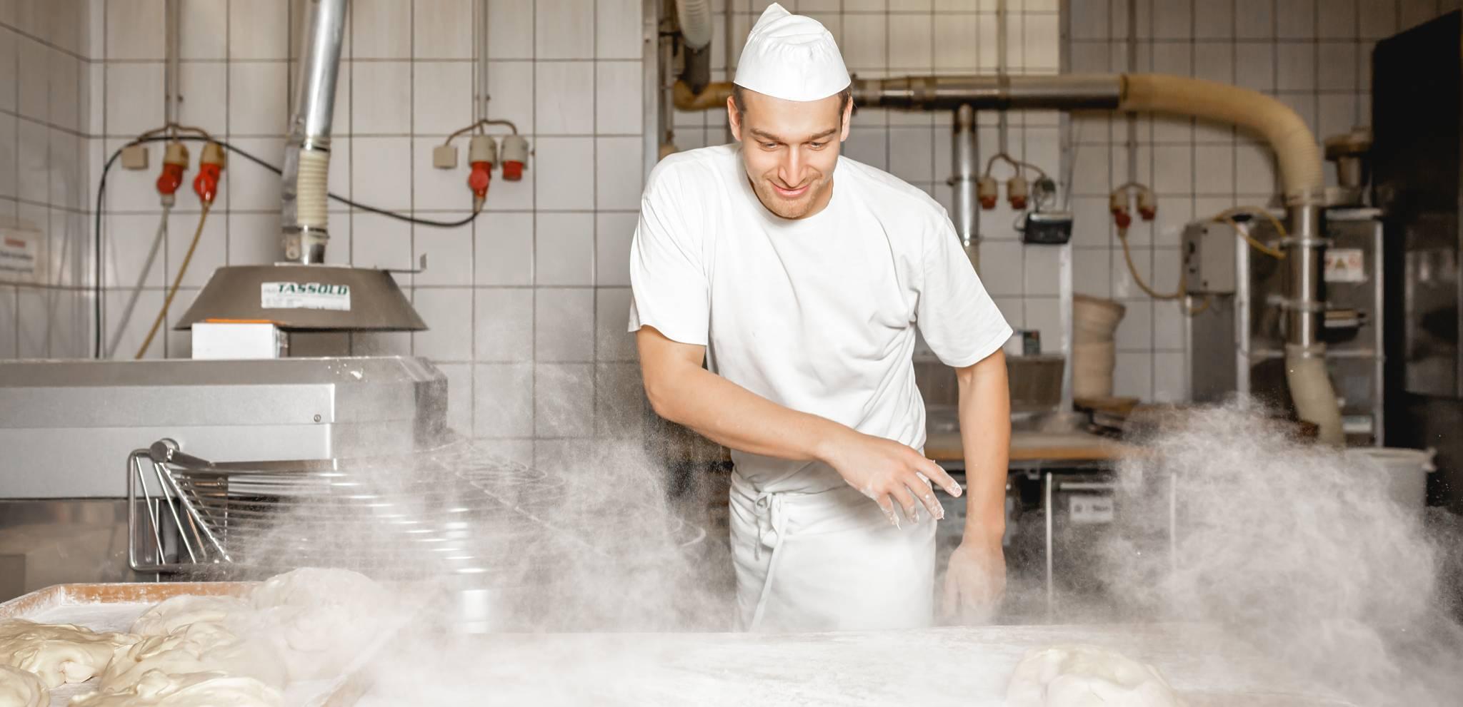 Backstube Bäckerei Konditorei Cafe Frühwirth Altmelon Lukas Frühwirth