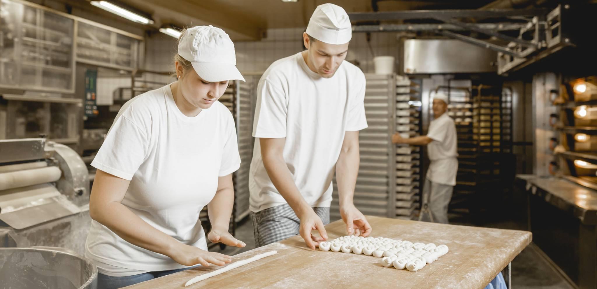 Backstube Bäckerei Konditorei Cafe Frühwirth Altmelon Natalie und Lukas Frühwirth