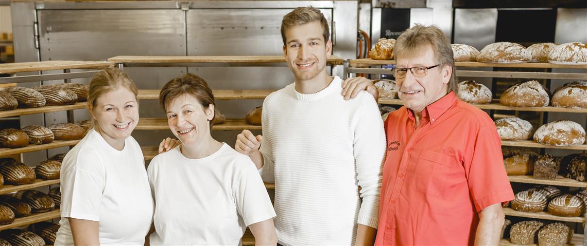 Familie Bäckerei Frühwirth