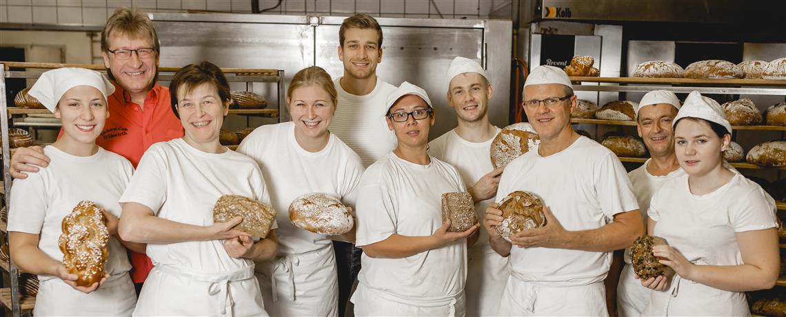 Team Bäckerei Frühwirth