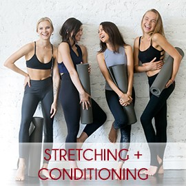 Stretching & Conditioning