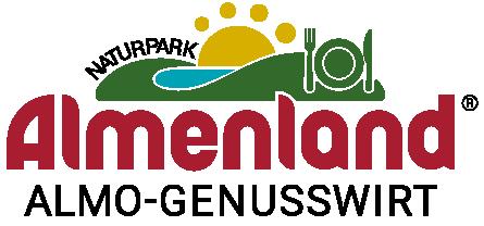 Almenland Almo Genusswirt Logo 4c RGB