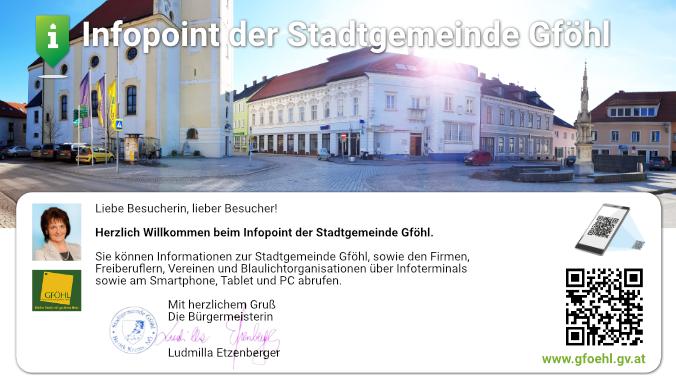 Vorwort Stadtausstellung Gföhl