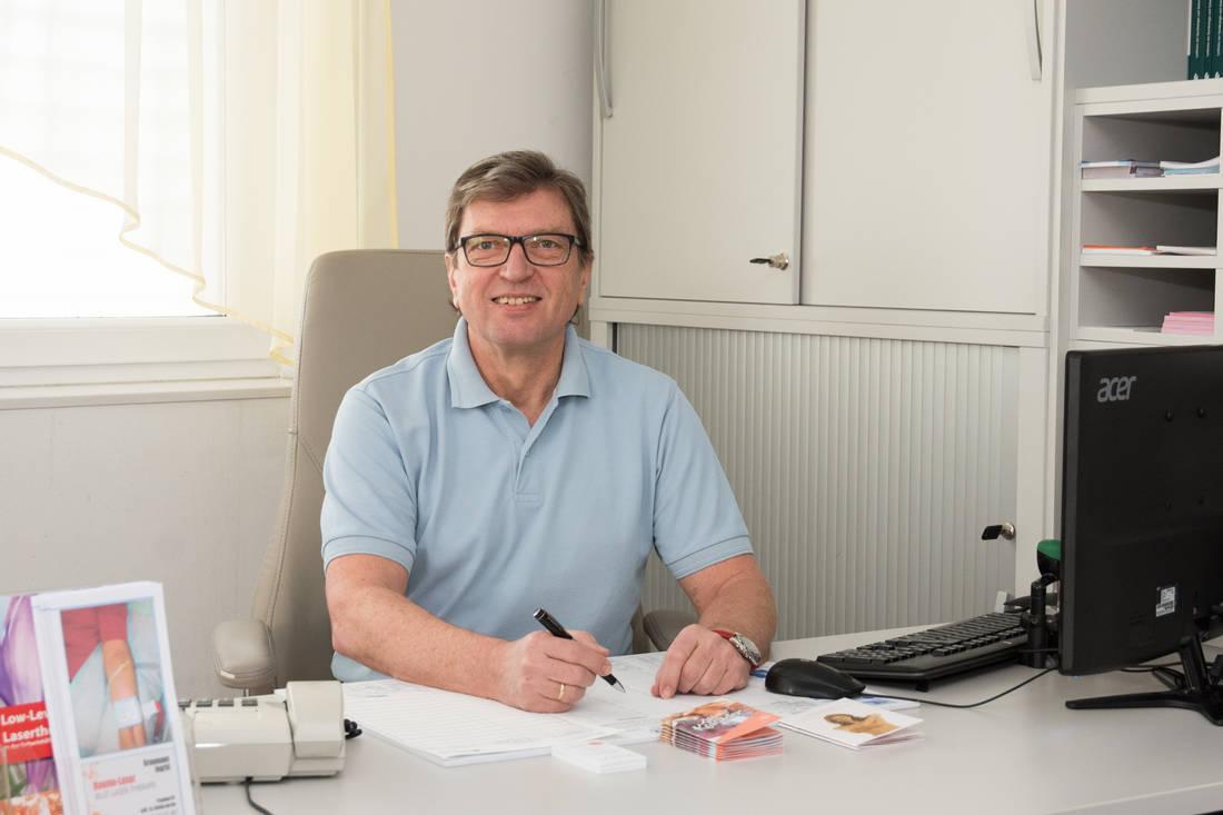 Bernhard Graumann Mehlingen