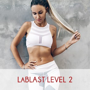 LaBlast Level 2