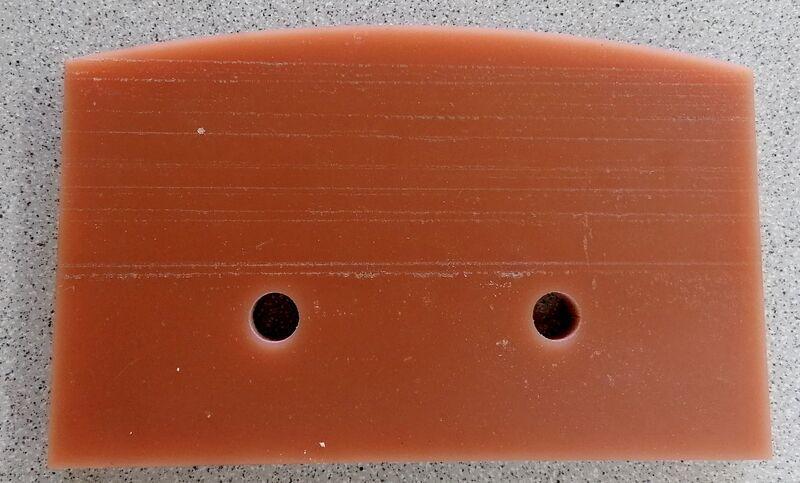 Dreschrotorpaddel   Polyamid