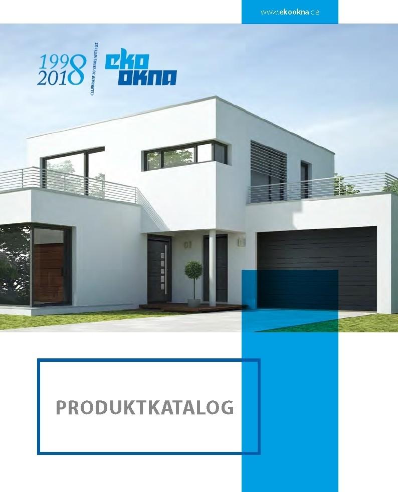 Produktkatalog 2018 794x983