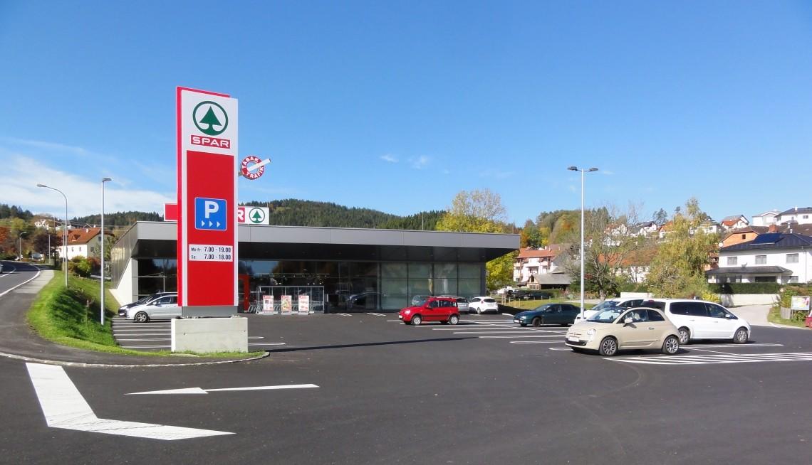 SPAR Markt Brandstetter, Schönau