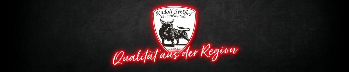 Rudolf Ströbel Banner
