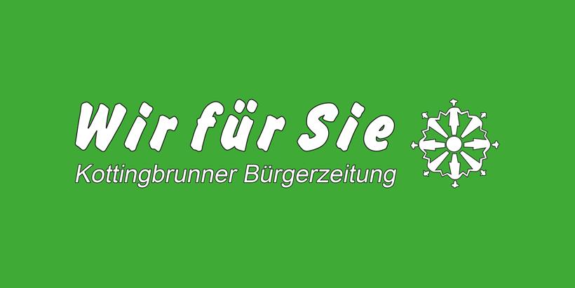 Logo Wir für Sie - Kottingbrunner Bürgerzeitung - Onlineausgabe