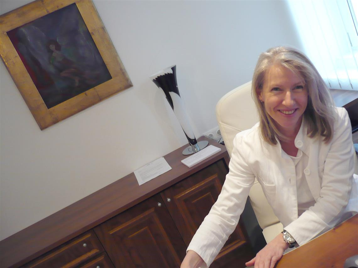 OÄ Dr. Franziska Wimmer Startbild