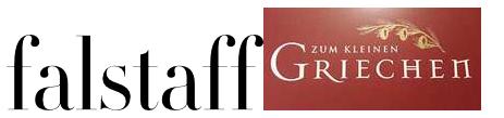 logo falstaff grieche