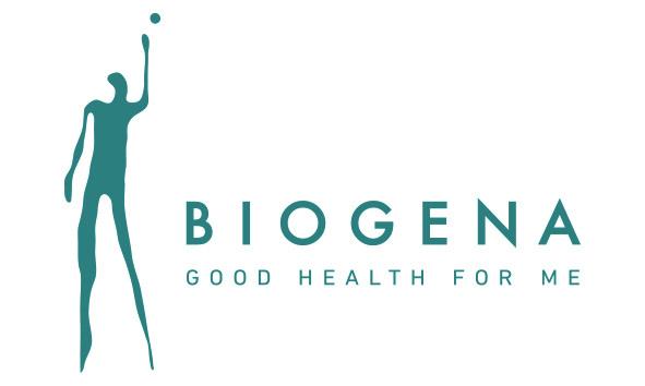 Biogena Logo Querformat