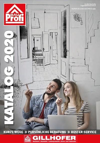 BauProfi Katalog 2020