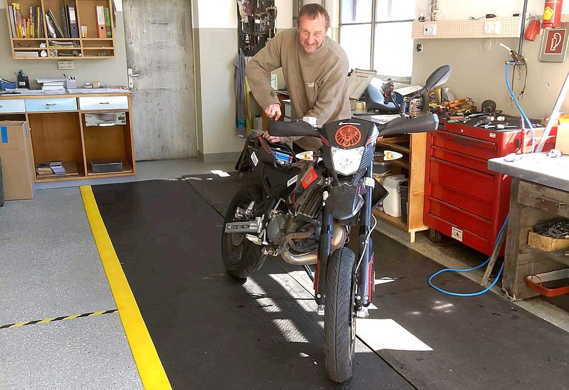 Geigl Manfred Motorradwerkstatt