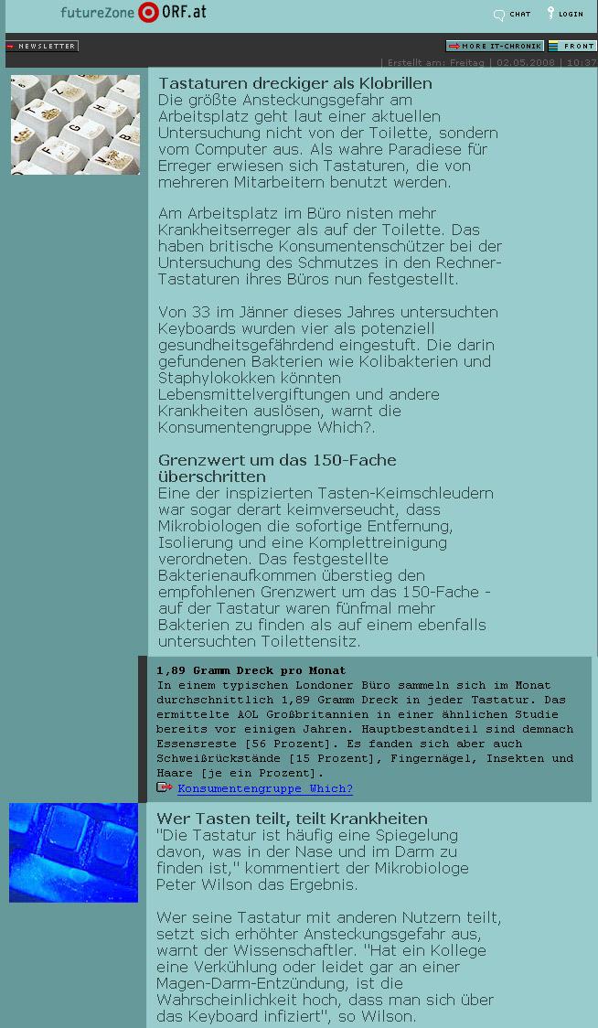 PB Artikel ORF