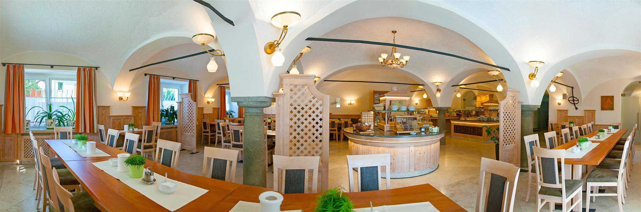 Panorama Frühstücksbuffet