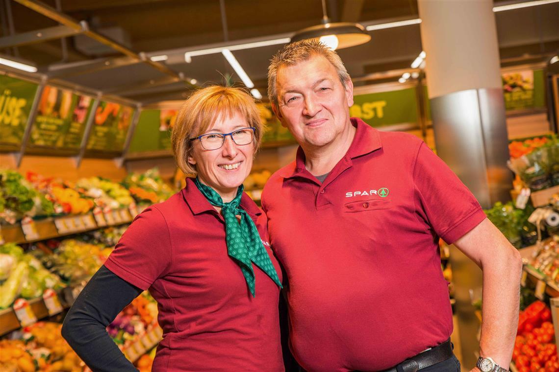 Eva und Manfred Haneder
