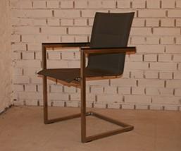 villa tectona swing chair